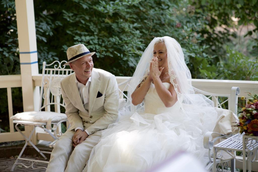 Referenties bruidsparen, weddingplanner, trouwambtenaar