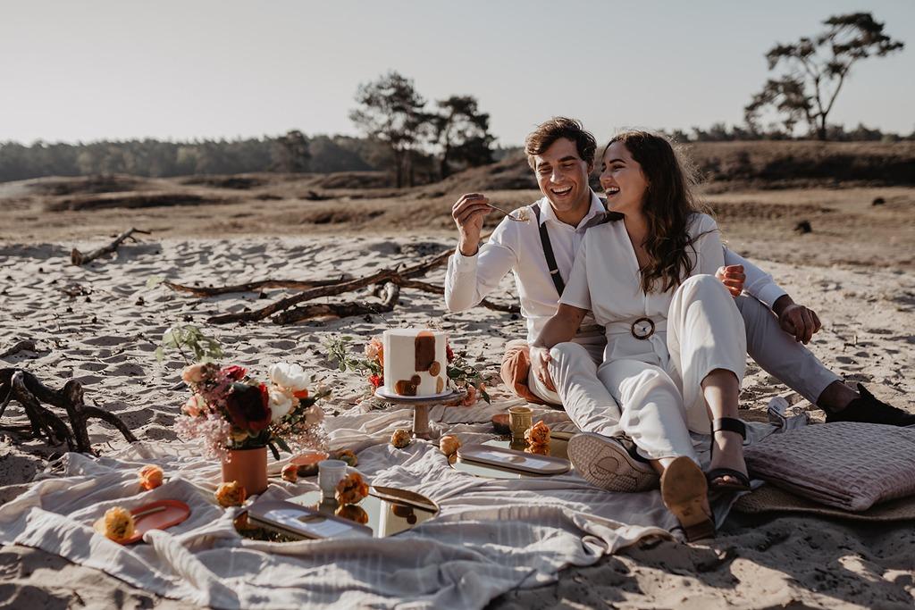 Trouwen tijdens corona, weddingplanner, ceremonie