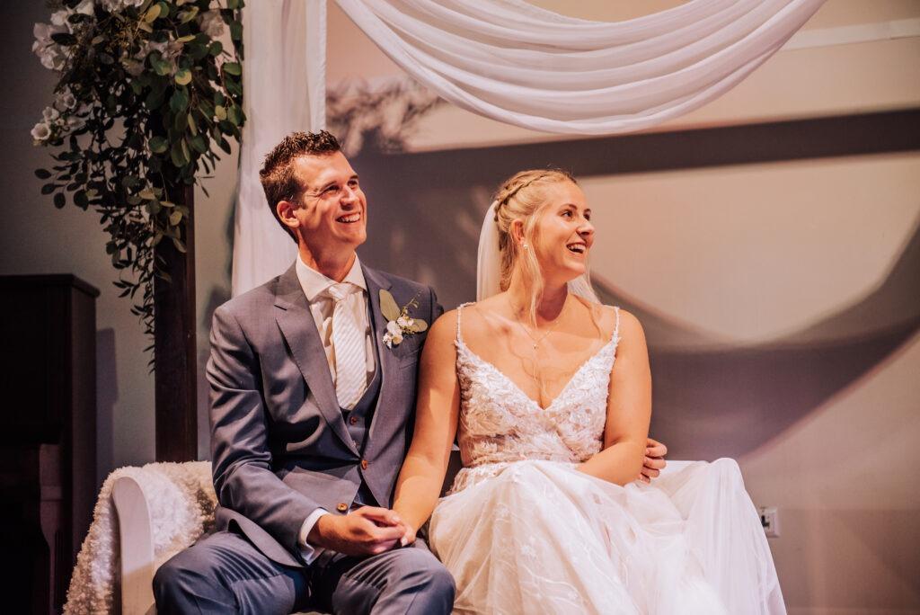 bruidspaar, ceremonie, trouwen, trouwplannen