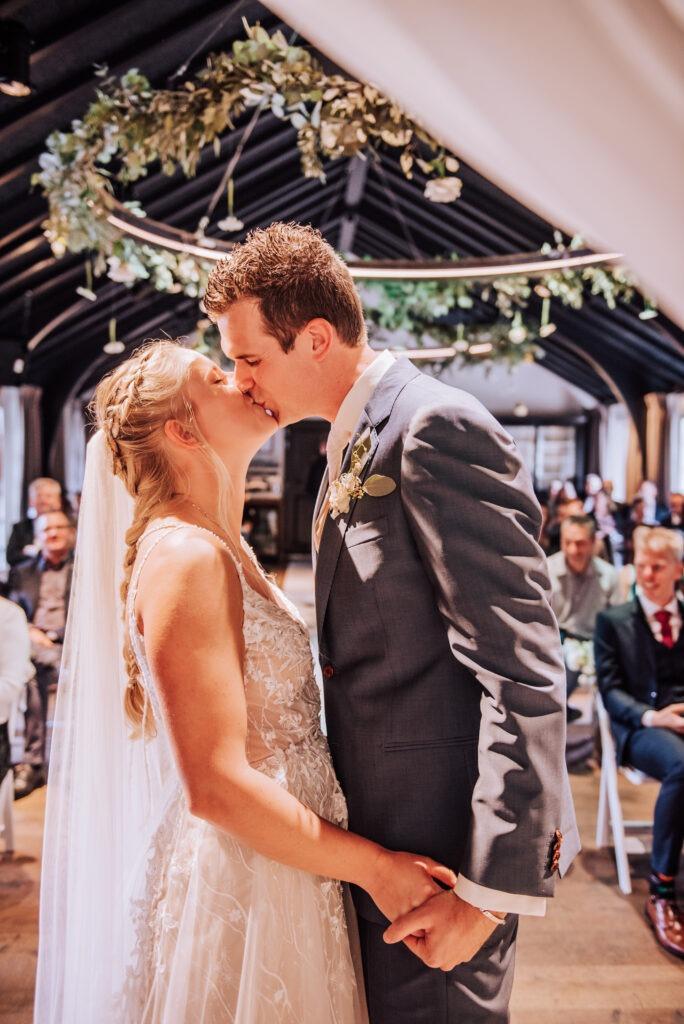 Bruidspaar, Ja-woord, verloofd, ceremonie